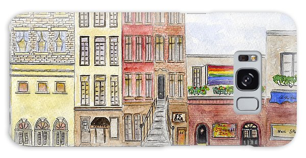 The Stonewall Inn Galaxy Case by AFineLyne