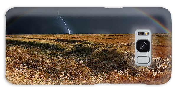 Rainbow Galaxy Case - The Storm Is Over by Nicolas Schumacher