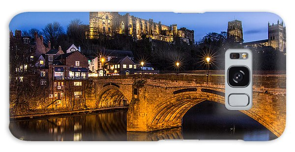 The Stunning City Of Durham In Northern England Galaxy Case