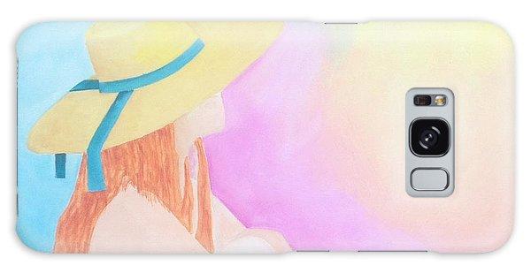 The Sunbathing Galaxy Case by Isaac Alcantar