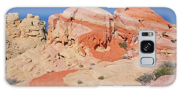 The Swoosh At The Valley Of Fire Galaxy Case