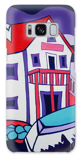 The Tackle House Galaxy Case by Joyce Gebauer