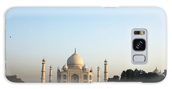 The Taj. Early Morning Galaxy Case by Rajiv Chopra
