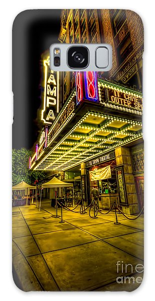 The Tampa Theater Galaxy Case by Marvin Spates