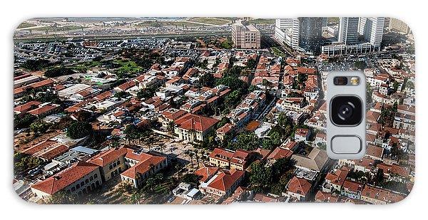 the Tel Aviv charm Galaxy Case