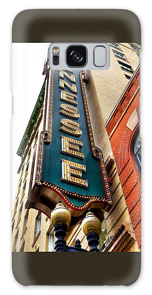 The Tennessee Theatre - Knoxville Tennessee Galaxy Case by David Patterson