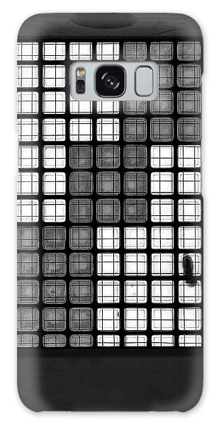 Glass Galaxy Case - The Tetris Effect by Paulo Abrantes