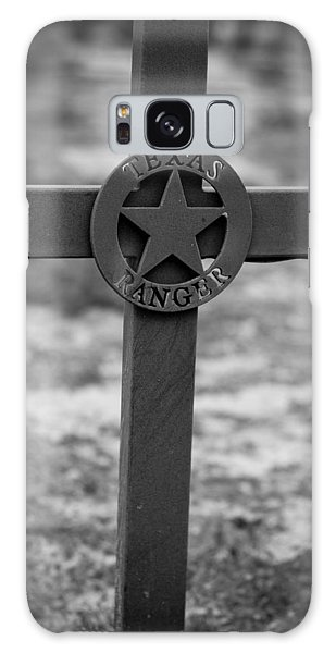 The Texas Ranger Galaxy Case by Amber Kresge