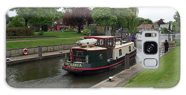 The Thames At Penton Hook Lock Galaxy Case