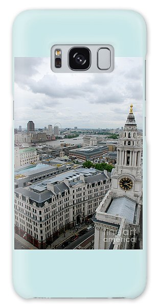 The Thames From St Paul's Galaxy Case