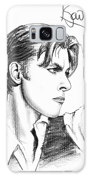 The Thin White Duke Galaxy Case by Cristophers Dream Artistry