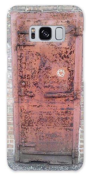 The Three Heart Door. Galaxy Case