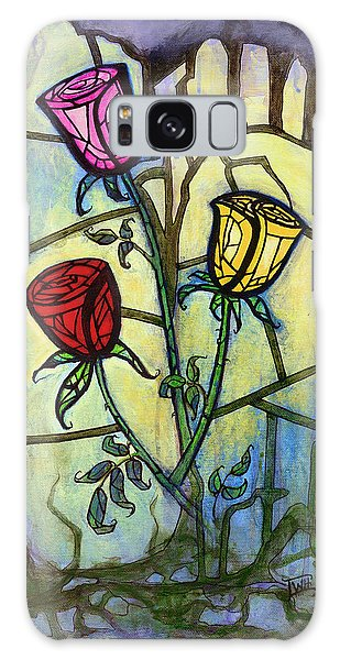 The Three Roses Galaxy Case by Terry Webb Harshman