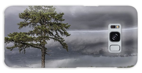 The Thunder Rolls - Storm - Pine Tree Galaxy Case