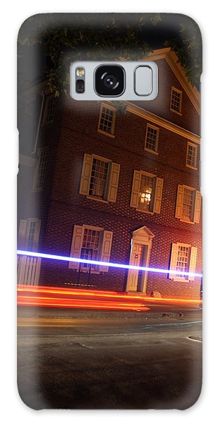 The Todd House Philadelphia Galaxy Case by Christopher Woods