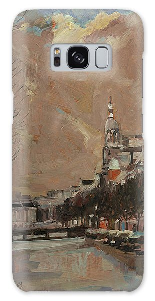 Briex Galaxy Case - The Tower Of Metz And Co Amsterdam by Nop Briex