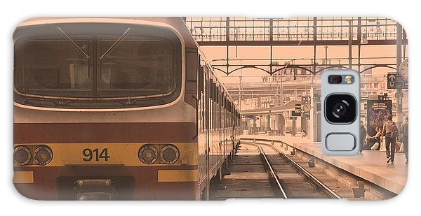 The Train Kept A Rollin Galaxy Case