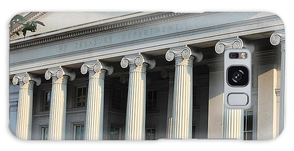 The Treasury Department Galaxy Case by Cynthia Snyder