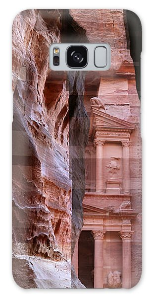 The Treasury Of Petra Jordan Galaxy Case