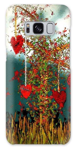 The Tree Of Hearts Galaxy Case