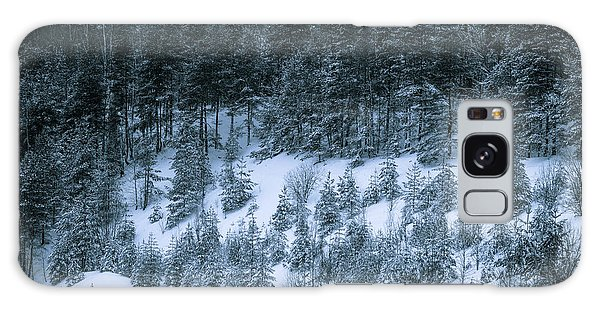 The Trees Of The Snowy Hill Galaxy Case
