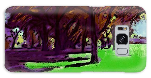 The Trees Galaxy Case by Susan Townsend