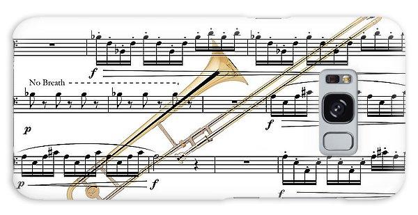The Trombone Galaxy Case by Ron Davidson