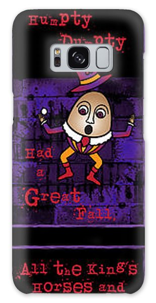 The Truth About Humpty Dumpty Galaxy Case