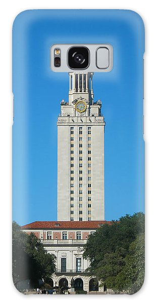 The University Of Texas Tower Galaxy Case