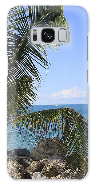Key West Ocean View Galaxy Case