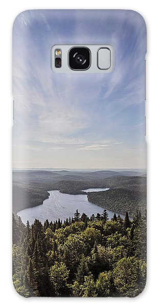 Aroostook County Galaxy Case - The View From The Fire Tower by Chris Bennett