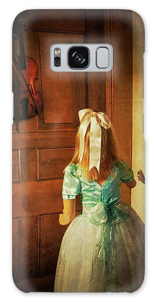 Dress Galaxy Case - The Violn by Harry Wentworth