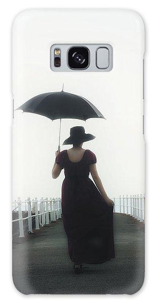 Banister Galaxy Case - The Walk by Joana Kruse