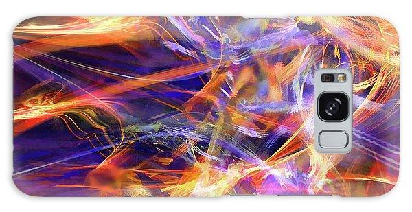The Walk Galaxy Case by Margie Chapman