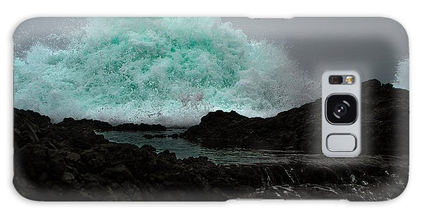 The Wall Series Frame 3 Full Res Galaxy Case