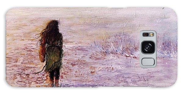 The Warm Inside My Soul.. Galaxy Case by Cristina Mihailescu