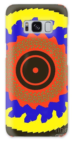 The Watcher Galaxy Case by Claudia Ellis