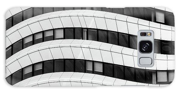 Window Galaxy Case - The Wave by Luc Vangindertael (lagrange)
