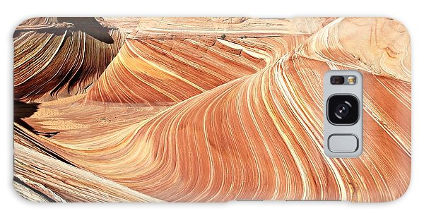 The Wave Rock #2 Galaxy Case