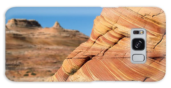 'the Wave' North Coyote Buttes 13 Galaxy Case