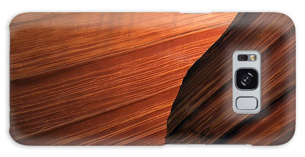 'the Wave' North Coyote Buttes 47 Galaxy Case