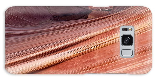 'the Wave' North Coyote Buttes 62 Galaxy Case