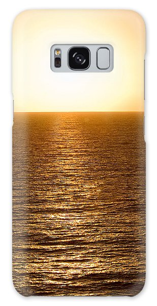 Galaxy Case featuring the photograph The Way Home by Brad Brizek