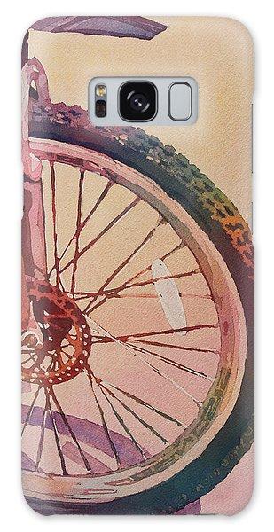 The Wheel In Color Galaxy Case