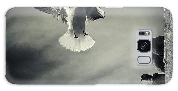 Pigeon Galaxy Case - The White And The Blacks by Marco Bianchetti
