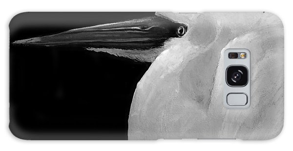 The White Bird Galaxy Case by Jean Cormier