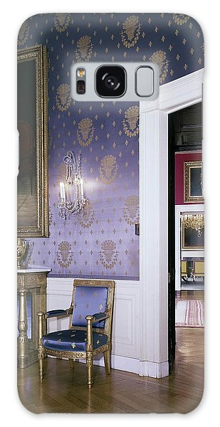 The White House Blue Room Galaxy Case