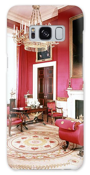 The White House Red Room Galaxy Case
