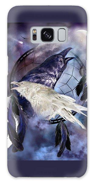 The White Raven Galaxy Case