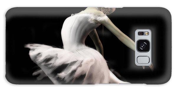 The White Swan - Ballerina Galaxy Case